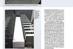 2010-Bindereport, Beleimen von Buchblocks