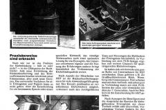 1994-Bindereport, Problemloeser für die Weiterverarbeitung