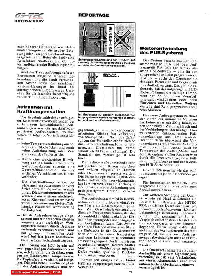 Problemlöser für die Weiterverarbeitung Seite.2